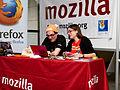 Capitole du libre 2012 - Stand mozilla.jpg