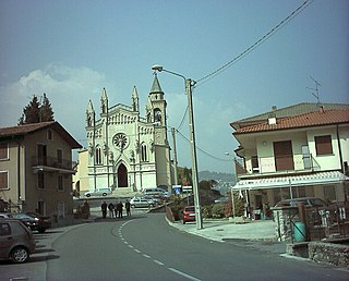 Capizzone Comune in Lombardy, Italy