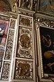 Cappella cerasi, stucchi dorati 01.jpg
