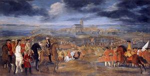 Claus Møinichen - Battle of Landskrona 1676