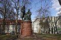 Carl Friedrich Gauß (1777-1855) und Wilhelm Weber(1804-1891) - Göttingen IMG 6220.JPG