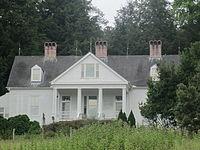 Carl Sandburg house, Flat Rock, NC IMG 4847.JPG
