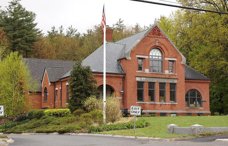 Carlisle MA Gleason Library