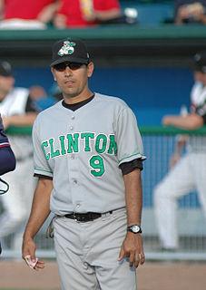 Carlos Subero Venezuelan baseball player & coach