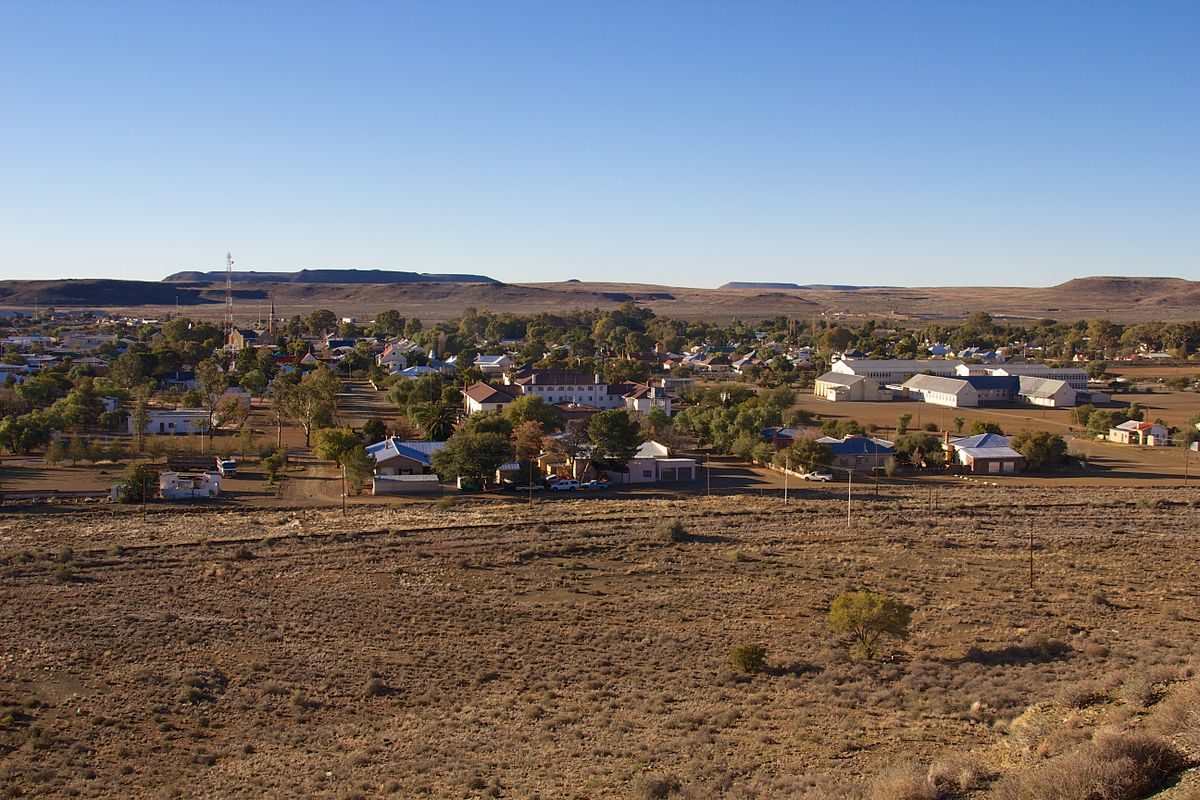 carnarvon northern cape wikipedia