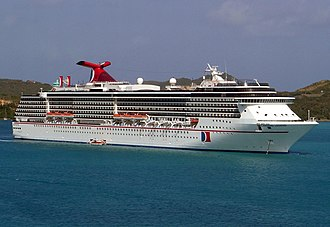 Spirit-class cruise ship - Image: Carnival Legend