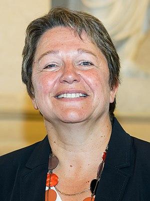 Carole Bureau-Bonnard - Carole Bureau-Bonnard in the National Assembly in June 2017.