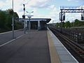 Carpenders Park stn look north.JPG