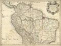 Carte de la Terre Ferme, du Perou, du Bresil et du Pays des Amazones. LOC gm71005438.jpg
