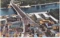 """Carte postale - 43 - """"En avion sur Suresnes"""" (Seine - pilote opérateur R. Henrard) - Le pont sur la Seine reliant le Bois de Boulogne à Suresnes (non daté) - Verso.jpg"""