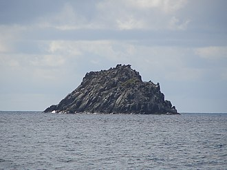 Carvel Rock (British Virgin Islands) - Carvel Rock