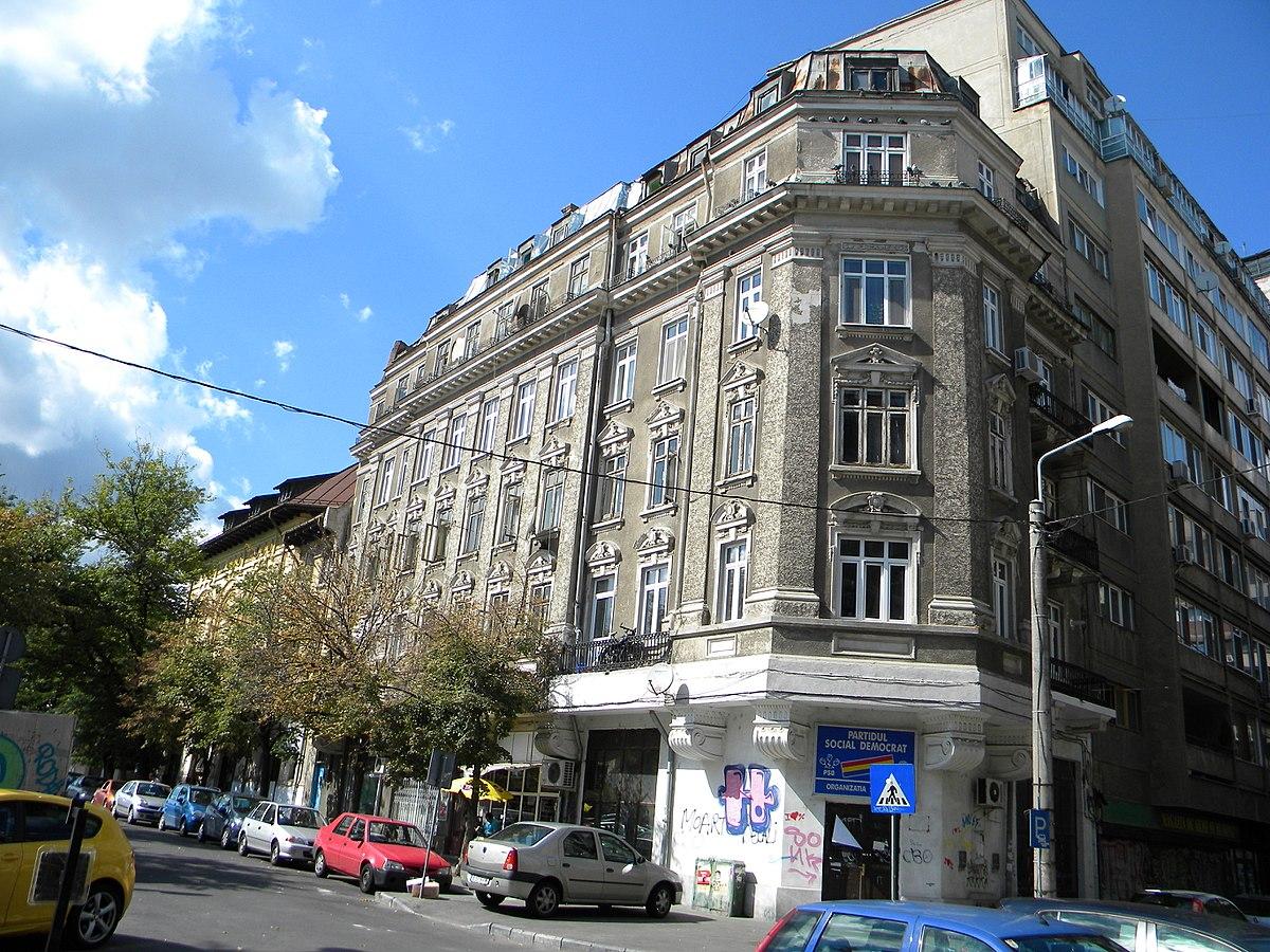 Fișier Casa Pe Strada Ion Brezoianu Nr 1 Bucuresti Sect 1 Jpg