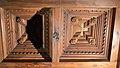 """Cassetons del teginat """"quadrat de cuina"""", Museu de Belles Arts de València.JPG"""