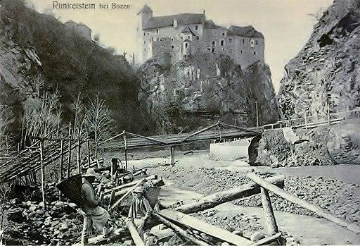 Castel Roncolo XIX secolo