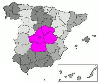 New Castile (Spain) Historic region of Spain