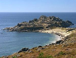 Galicians - Image: Castro de Baro Na.Galiza