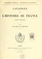 Catalogue de l'histoire de France, France Coloniale, T. 8, 1863.png