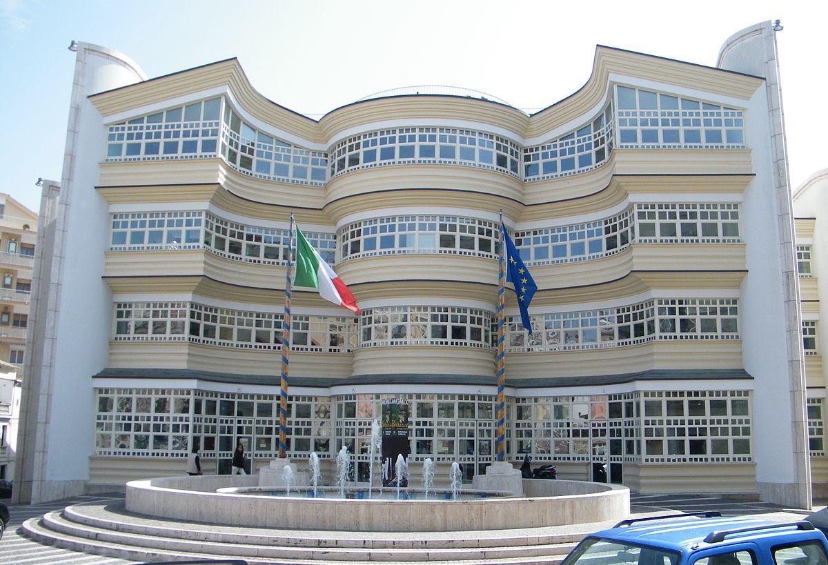 Teatro politeama catanzaro wikipedia for Centro convenienza arredi catanzaro catanzaro cz