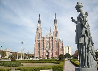 Cathedral of La Plata - Image: Catedral de La Plata 03
