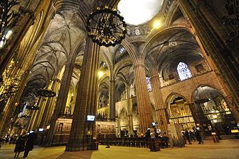 English: Cathedral of Santa Eulalia