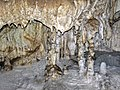 Cave pearls & rimstone & dripstone 1 (8320870734).jpg