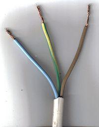 L 39 uomo di casa impianto elettrico cavi wikibooks - Colori dei fili impianto elettrico casa ...