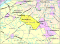 Census Bureau map of Harrison Township, New Jersey.png