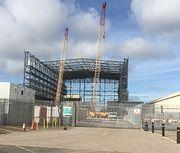 Central Yard Complex, BAE Barrow