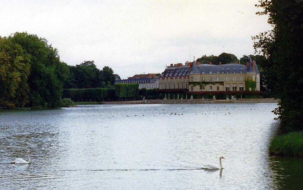 Ch de Rambouillet, Ile de France 1987