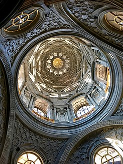 Chapel of Holy Shroud Cupola.jpg