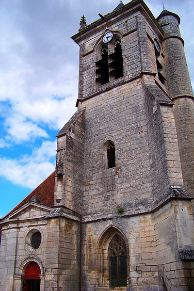 Église Saint-Laurent de Charentenay
