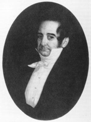 Charles Dominique Joseph Bouligny - Image: Charles Bouligny