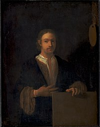 Charles Alphonse Dufresnoy - Self-Portrait - KMSsp698 - Statens Museum for Kunst.jpg