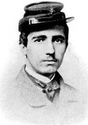 Charles Ezra Sprague - Image: Charles Ezra Sprague (soldier)