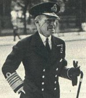 Charles Forbes (Royal Navy officer) - Admiral of the Fleet Sir Charles Forbes