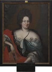 Charlotta Sofia, född 1651, prinsessa av Kurland