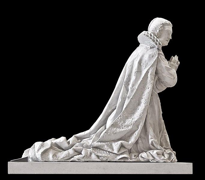 File:Charlotte catherine de la Trémoille de Condé Guillain Louvre LP 400.JPG