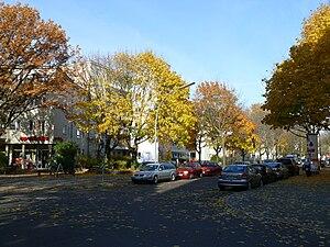 Charlottenburg-Nord - Charlottenburg-Nord, Halemweg