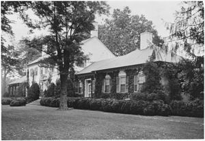 Chatham Manor - Chatham Manor in 1929