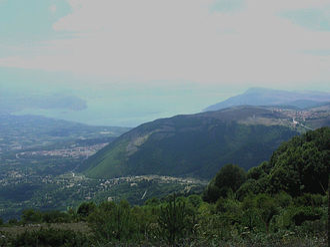 Voras Mountains - Village of Agios Athanasios, near the Voras Mountains