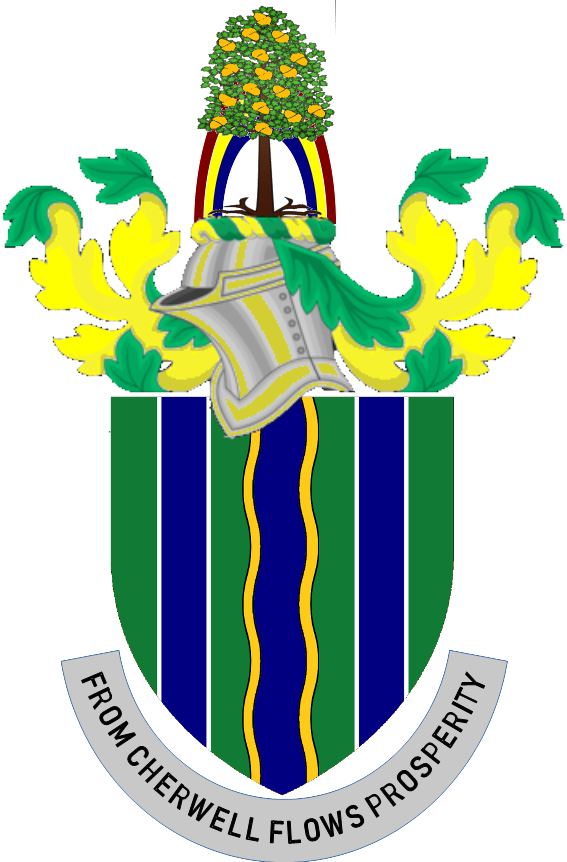 Coat of arms of Cherwell