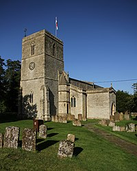 Chesterton StMary southwest.jpg
