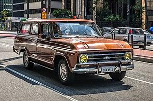 Chevrolet Veraneio – Wikipédia, a enciclopédia livre