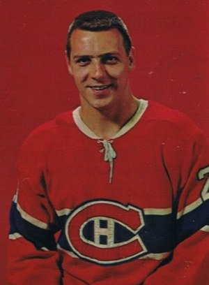 Gilles Tremblay (ice hockey) - Image: Chex Gilles Tremblay
