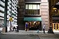 """Chicago (ILL) downtown, """" Frank's Barber shop """" 56 W. Van Buren St. (4824288932).jpg"""