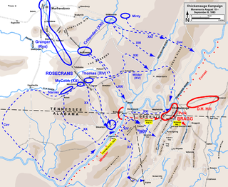 Military campaign of the American Civil War