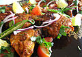 Chicken Tikka with some salad.jpg