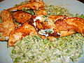 Chicken and beans (1955902157).jpg