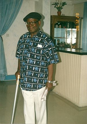 Horatio Agedah - Pictured in 2006