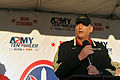 Chief of Staff of the Army Gen. Raymond T. Odierno, speaks to runners participating in the Army Ten-Miler race in Arlington, Va., Oct. 21, 2012 121021-Z-DZ751-016.jpg